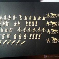 Figuras de Goma y PVC: MONTAPLEX GRAN LOTE NAPOLEONICO. Lote 53988817