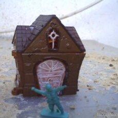 Figuras de Goma y PVC: CASA TIPO MONTAPLEX. Lote 57442271