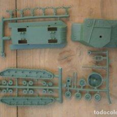 Figuras de Goma y PVC: MONTAPLEX- TANQUE FIAT ITALIA NUEVO SACADO DE SOBRE. Lote 95796407