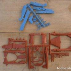 Figuras de Goma y PVC: MONTAPLEX LOTE 4 COLADAS AVIONES PARA MONTAR NUEVAS SACADAS SOBRE ,EL LOTE DE LA IMAGEN . Lote 95797703
