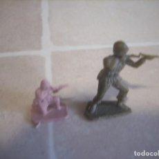 Figuras de Goma y PVC: MONTAPLEX EKO . Lote 105812427