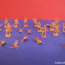 Figuras de Goma y PVC: MONTAPLEX AUSTRALIANOS.. Lote 110106203