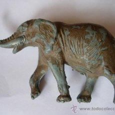 Figuras de Goma y PVC: FIGURA ELEFANTE SAFARI AÑOS 60. Lote 26541119