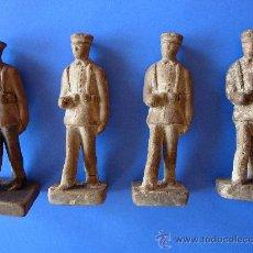 Figuras de Goma y PVC: FIGURAS SOLDADOS DE MARINA AÑOS 50. Lote 27001271