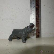 Figuras de Goma y PVC: MINI ANIMALES DE PVC AÑOS 60 PINTADOS A MANO . Lote 51133843