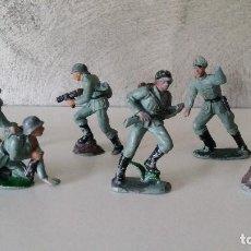Figuras de Goma y PVC: LOTE SOLDADOS ALEMANES PECH. Lote 69786669