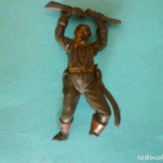 Figuras de Goma y PVC: CONFEDERADO PECH HNOS AÑOS 50. Lote 71748759