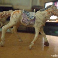 Figuras de Goma y PVC: FIGURA CABALLO INDIO PECH ?. Lote 84205188
