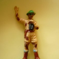 Figuras de Goma y PVC: FIGURA SOLDADO BRITANICO PECH HERMANOS. Lote 99994675