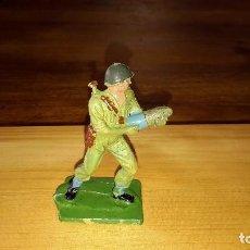 Figuras de Goma y PVC: SOLDADOS AMERICANOS PECH. MARINE. Lote 104341770