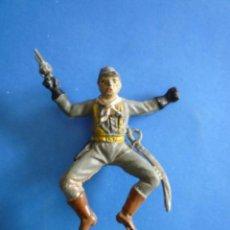 Figuras de Goma y PVC: FIGURA SOLDADO CONFEDERADO SUDISTA PECH. Lote 104192571