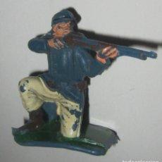 Figuras de Goma y PVC: PECH LOTE 4 LEGIONARIO FRANCES DE RODILLA. Lote 109163411