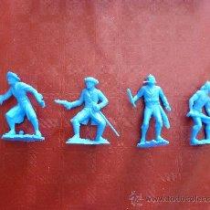 Figuras de Goma y PVC: PIRATAS. Lote 28268008