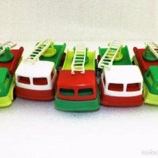 Figuras de Goma y PVC: LOTE DE 5 CAMIONES KIOSCO. Lote 59580063