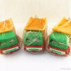 Figuras de Goma y PVC: LOTE DE 3 CAMIONES KIOSCO. Lote 59580271