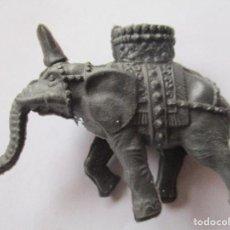 Figuras de Goma y PVC: ELEFANTE DE GUERRA ANIBAL. Lote 95806104