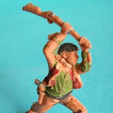 Figuras de Goma y PVC: REAMSA SERIE OESTE - PAT. 61 - FIGURA COMPLETA - PINTURA MAL - AÑOS 60. Lote 25754557