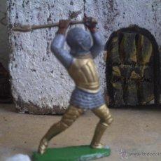 Figuras de Goma y PVC: GUERRERO MEDIVAL DE REAMSA. Lote 48595266