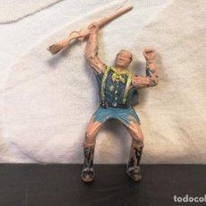 Figuras de Goma y PVC: JINETE SÉPTIMO DE CABALLERÍA REAMSA LITTLE BIG HORN . Lote 76812563