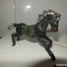 Figuras de Goma y PVC: CABALLO INDIO REAMSA OESTE PECH AÑOS 50 60 ORIGINAL . Lote 78783385