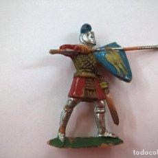 Figuras de Goma y PVC: ANTIGUA FIGURA MEDIEVAL LANCERO REAMSA FIGURA Nº 190 -N. Lote 85404120