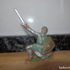 Figuras de Goma y PVC: FIGURA PVC AÑOS 60 REAMSA SERIE MIO CID ARABES CRISTIANOS MEDIEVALES MOROS. Lote 86338764