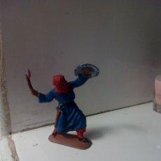 Figuras de Goma y PVC: FIGURA PVC AÑOS 60 REAMSA SERIE MIO CID ARABES CRISTIANOS MEDIEVALES MOROS. Lote 87727148