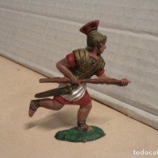 Figuras de Goma y PVC: FIGURA DE GOMA SOLDADO ROMANO REAMSA. Lote 101094319