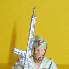 Figuras de Goma y PVC: LEGIONARIO DESFILANDO REAMSA AÑOS 60 LOTE 3. Lote 104248911
