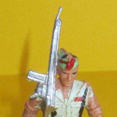 Figuras de Goma y PVC: LEGIONARIO DESFILANDO REAMSA AÑOS 60 LOTE 6. Lote 104249887
