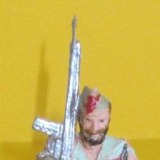 Figuras de Goma y PVC: LEGIONARIO DESFILANDO REAMSA AÑOS 60 LOTE 7. Lote 104250003