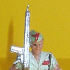 Figuras de Goma y PVC: LEGIONARIO DESFILANDO REAMSA AÑOS 60 LOTE 9. Lote 104250143