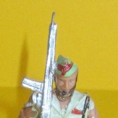 Figuras de Goma y PVC: LEGIONARIO DESFILANDO REAMSA AÑOS 60 LOTE 10. Lote 104250183