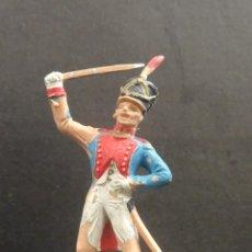Figuras de Goma y PVC: REAMSA GUERRAS NAPOLEONICAS FRANCES. Lote 109039523