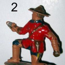 Figuras de Goma y PVC: REAMSA POLICIA MONTADA DEL CANADA LOTE 2. Lote 109162983