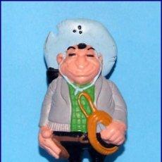 Figuras de Goma y PVC Schleich: AÑOS 80 LUCKY LUKE FIGURAS EN PVC SCHLEICH 1984 COCHERO HANK. Lote 90050648
