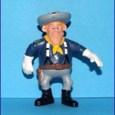 Figuras de Goma y PVC Schleich: AÑOS 80 LUCKY LUKE FIGURA EN PVC SCHLEICH 1984 SARGENTO (A). Lote 90049990