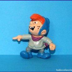 Figuras de Goma y PVC Schleich: PITUFOS SCHLEICH 20420 ENEMIGO ESCRÚPULOS PITUFO. Lote 95494779