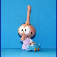 Figuras de Goma y PVC Schleich: LOS SNORKELS FIGURAS EN PVC SCHLEICH 1983 SNORKS AÑOS 80 FIGURA # 15. Lote 95799111