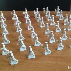 Figuras de Goma y PVC: ESPECTACULAR LOTE 44 FIGURAS SOLDADOS MARINA BANDA MUSICA PLASTICO SOTORRES TORRES MALTAS. Lote 82489124