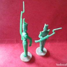 Figuras de Goma y PVC: SOLDADOS TORRES MALTAS. Lote 76807531