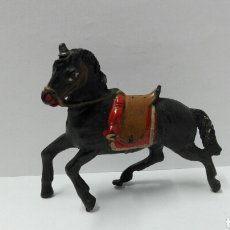 Figuras de Goma y PVC: CABALLO DE LA GUARDIA TEIXIDO LAFREDO REAMSA JECSAN PECH FIGURAS TEIXIDO GUARDIA REAL. Lote 109555310