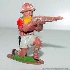 Figuras de Goma y PVC: ANTIGUA FIGURA DE GOMA - NO SE LA MARCA -......TAL COMO SE VE EN LA FOTO. Lote 3731612