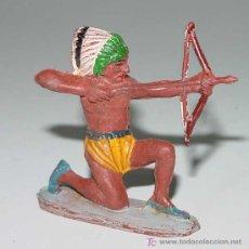 Figuras de Goma y PVC: ANTIGUA FIGURA DE GOMA - NO SE LA MARCA...TAL COMO SE VE EN LA FOTO. Lote 7623277