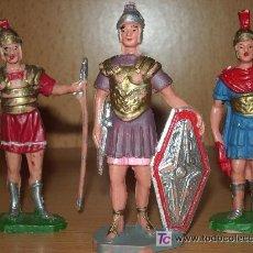 Figuras de Goma y PVC: FIGURAS ROMANOS.. Lote 20996985