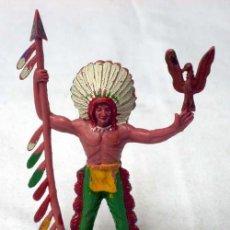 Figuras de Goma y PVC: INDIO DE MANUEL SOTORRES. Lote 16637037