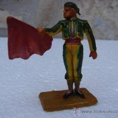 Figuras de Goma y PVC: TORERO - PASE ESTATUA - STARLUX. Lote 26093076