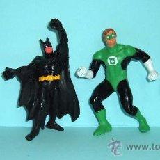 Figuras de Goma y PVC: LOTE FIGURAS PVC - MUÑECOS GOMA - SUPERHEROES - COMICS SPAIN / COMIC FIGURAS / BULLY. Lote 136177322