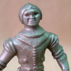 Figuras de Goma y PVC: FIGURA EN PLASTICO ESPACIO SPACE EXTRATERRESTRE AÑOS 60S NO NOVOPLAST. Lote 13227406