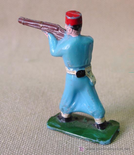 Figuras de Goma y PVC: FIGURA DE PLASTICO STARLUX ? FRANCE 60s - Foto 2 - 16875616